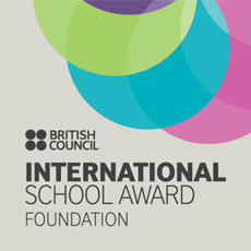 International School Award Logo